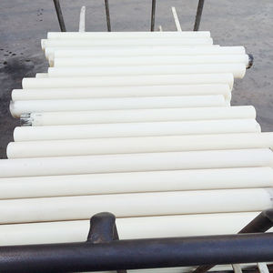 Electrical Equipment Promotional Factory Directly Insulating Structural Parts Natural Mc Pa6 Nylon Rods For Sale