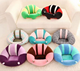 Free sample plush baby sofa seat for car cushion support seat sofas