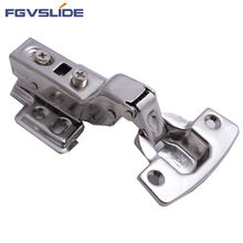 304 stainless steel soft closing concealed hinge for kitchen cabinet