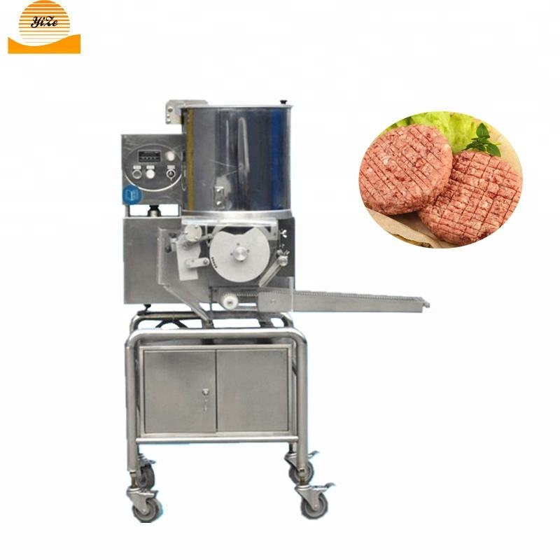 Le Plus Récent Automatique Hamburger Faisant La Machine hamburger Patty formant la machine