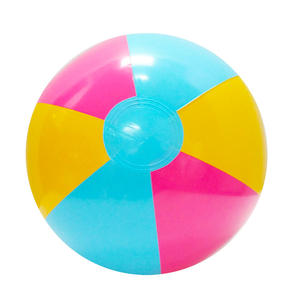Safe and Non-toxic Inflatable Beach Toy Ball for Kids