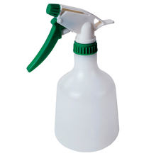taizhou Seesa manufacturer 500ml small portable home plastic pump hand trigger spray bottle