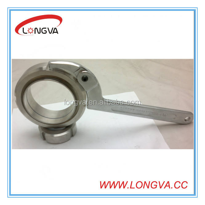 Chrome Vanadium STEEL Union spanner