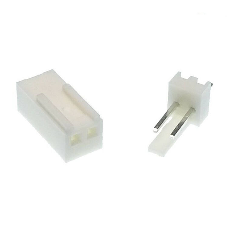 Molex 2.54mm 6471 pbt gf10 2 pin elektrische plug equivalent connector