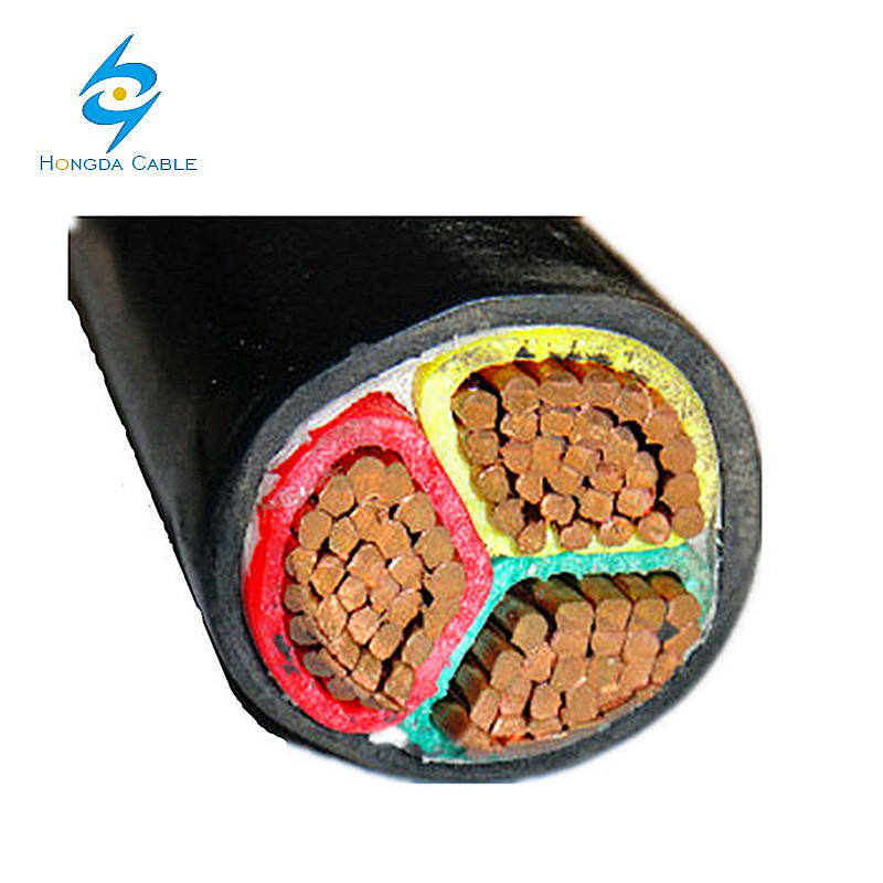 1.1KV cable steel tap Armored Cable AYFY/A2XFY cable