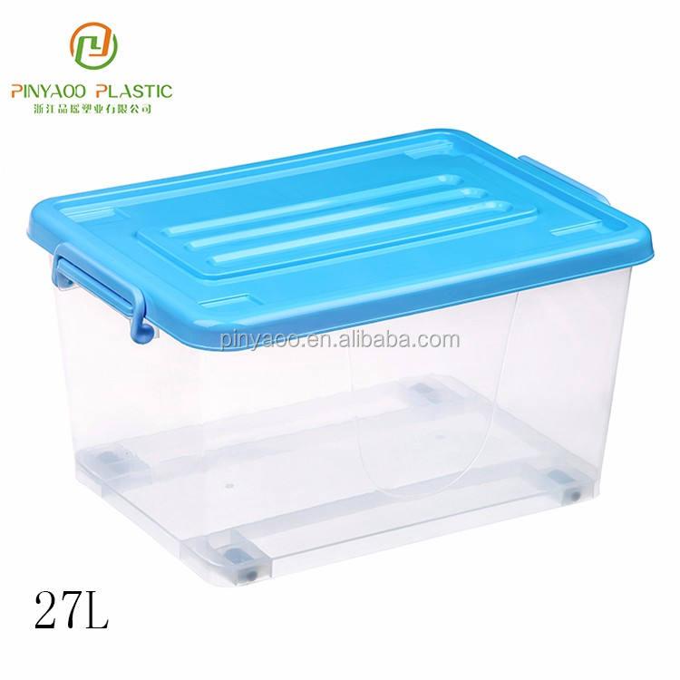 Promozionale impilabile ampiamente uso compartimento storage box