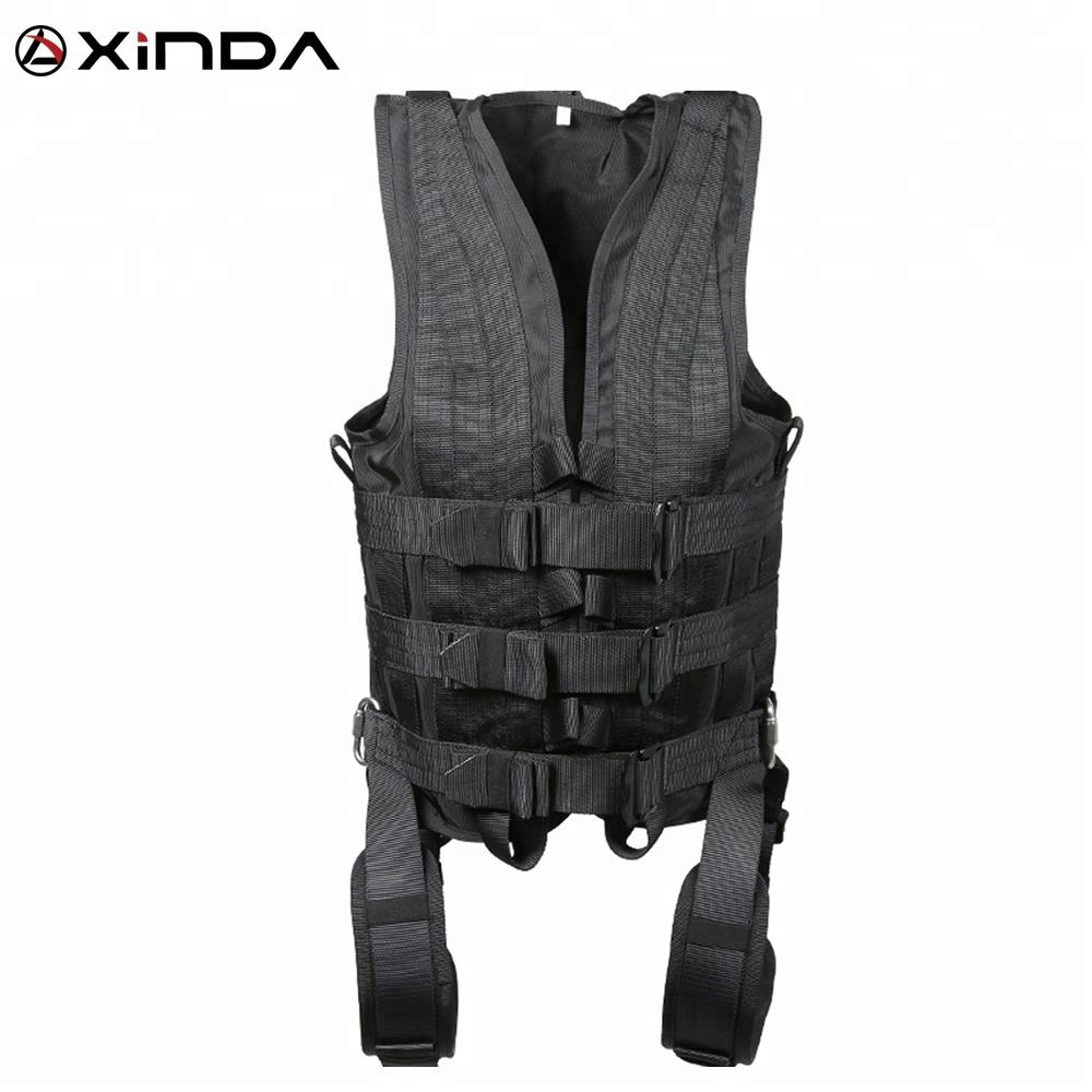 XINDA full body stunt harness for safety fall protection movie shooting