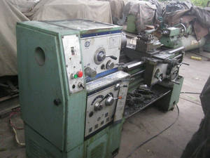 used cnc lathe machine japan C6136 1000mm