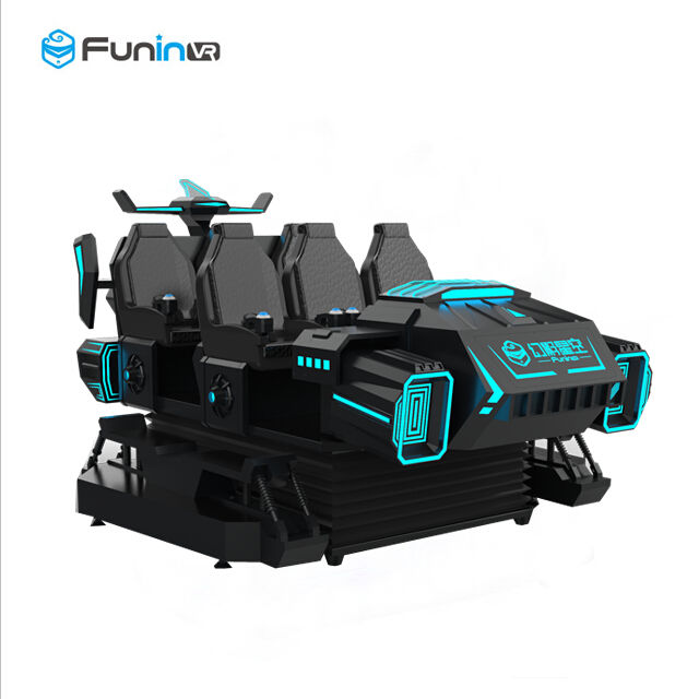 Virtual reality 4d simulation ride theatre cinema 5d theater equipment