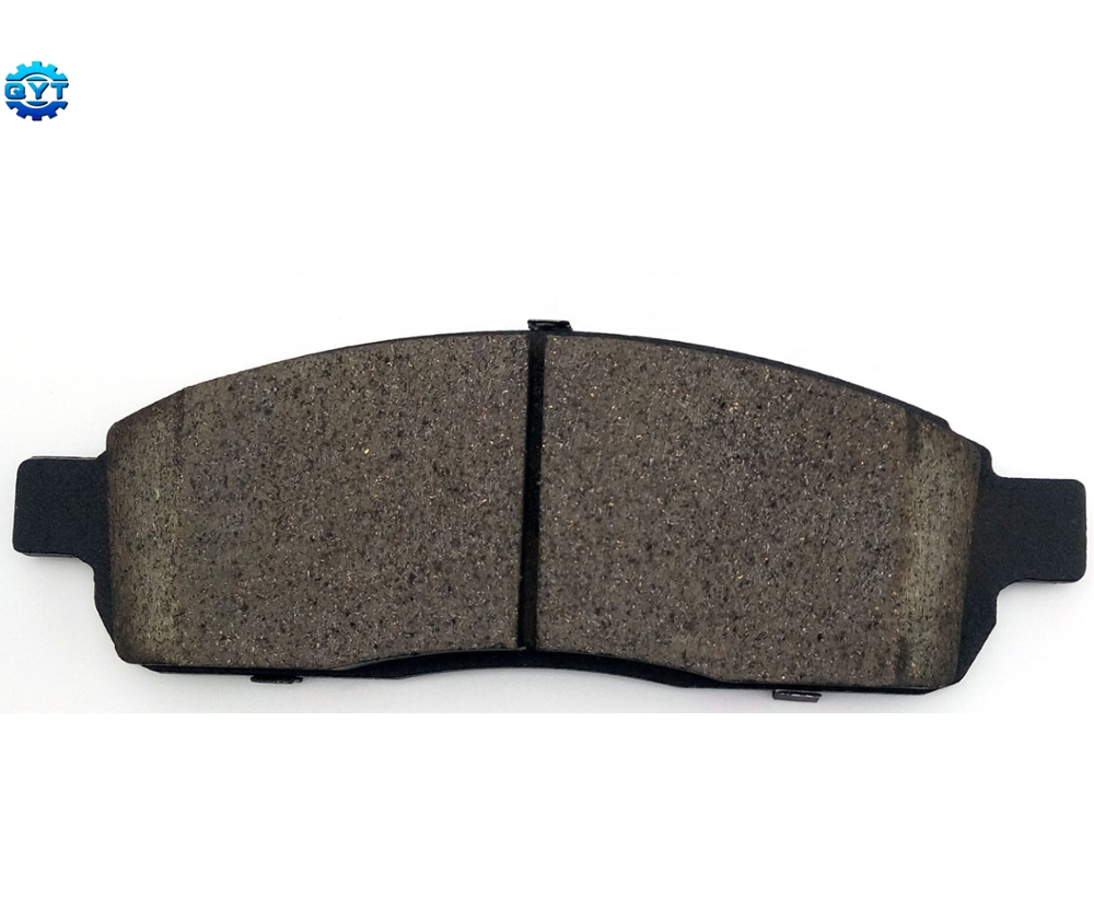 For Front Braking Brake Discs Front Axle Auto Disc Brake Pad Break Pads D1011 4L3Z-2001-AB For FORD / LINCOLN