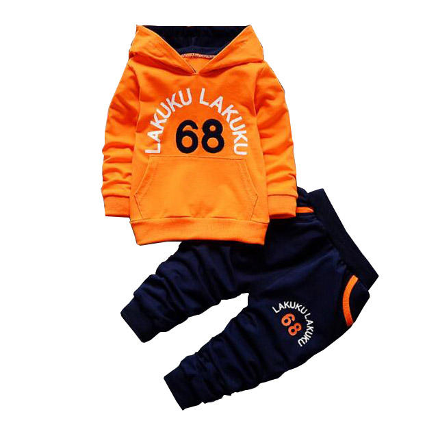 Baby Boys Clothes Full Sleeve Tracksuits kids clothing set