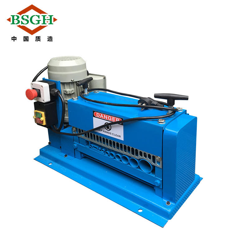 New Sales Automatic wire stripper machines electric used cable stripping machine BS-015M hot sale