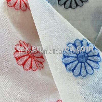 Burnout Fabric in different designs