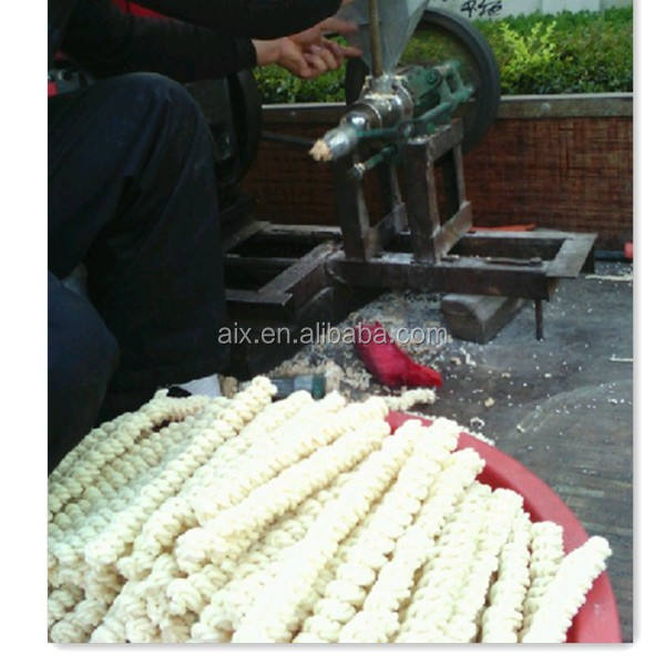 The corn flour snack extruder machine/maize snack making machine/snack manufacturing machine in south africa