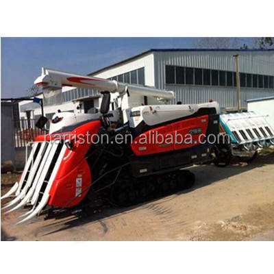 Rice and Wheat Semi-food Harvester