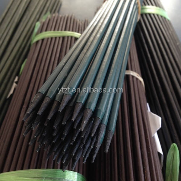 Manufacture Bamboo Plant Stakes Brown color