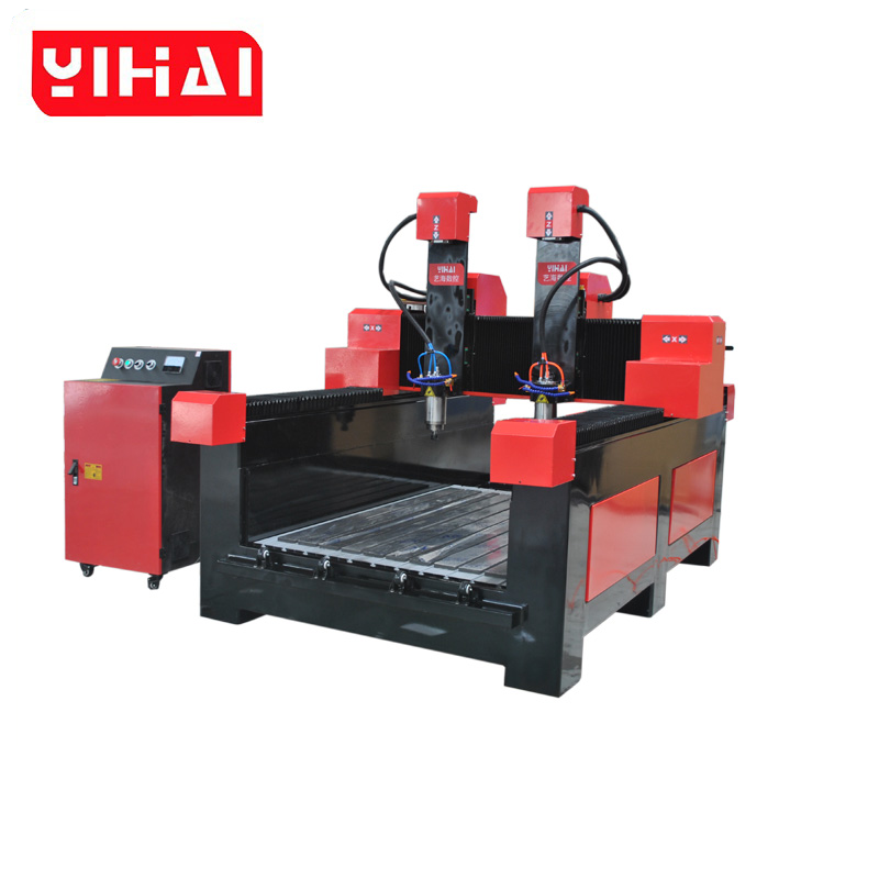 Trade assurance exported type stone cnc router 1325 marble cutting machine price