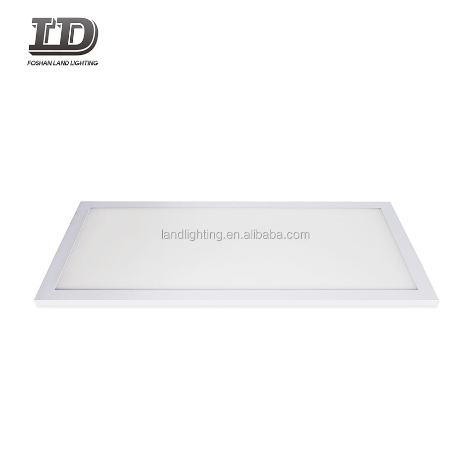 2x4 FT 60W 5000K plana LED Troffer Panel de luz 0-10V regulable techo panel plano empotrada borde iluminado Troffer de 6250lm
