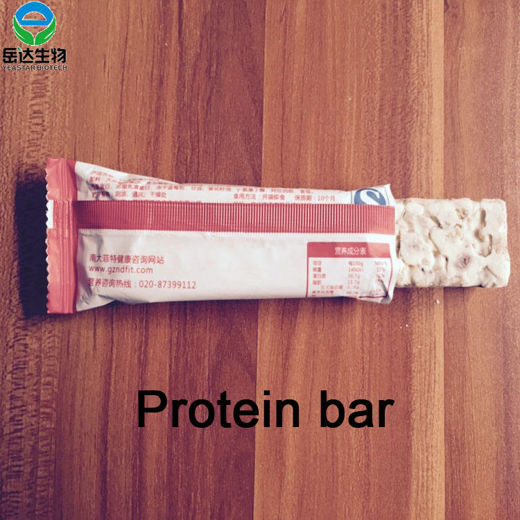 Factory supply 45g Protein Bar with high protein content