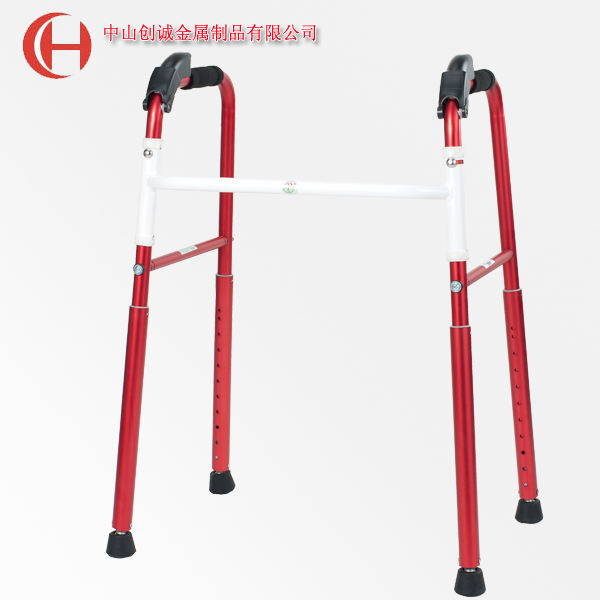 Latest invented adjustable rollator/walker/walker frame/walker aid for eldly and disabled people