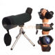 HD Monocular Bird Watching Telescope With Portable Tripod Night Version Spotting Scope