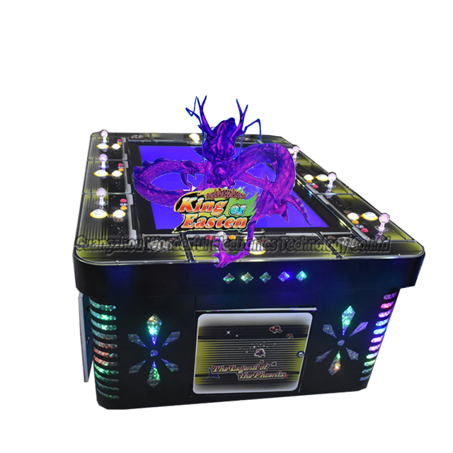 fish games 2018-2019 Ocean King 3 Turtles Revenge Purple Dragon Legend 3D video slot games for sale