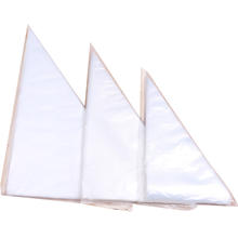 Accept custom 100 pcs / bag S M L size disposable Piping bag cake decorating tool cream pastry bag