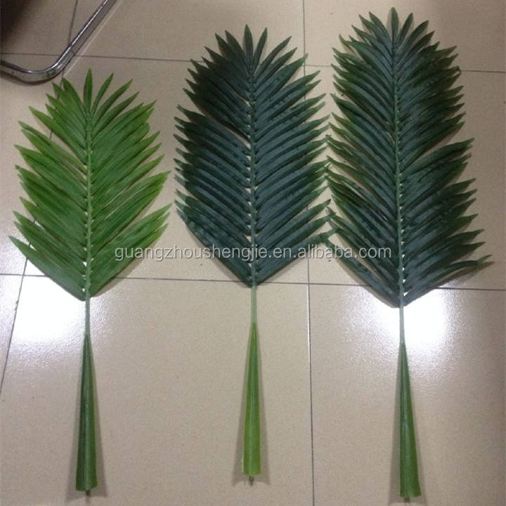 SJ7001027 Decorative fake foliage leaf /artificial betel leaves