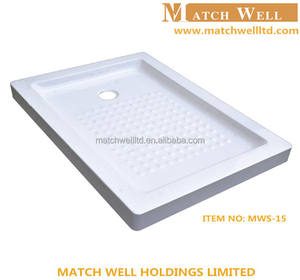 High density molds manufacturing artificial stone resin shower tray