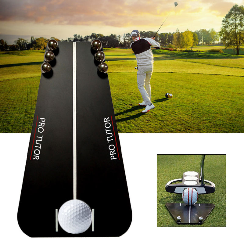 Golf Putting Tutor, Golf Putting Aids, Mirror Putting Trainer