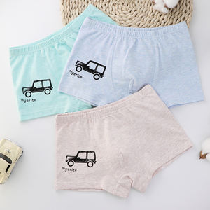 Kids Underwear Panties Child's Underwear For Boys Underpants Shorts For Nurseries Children's Boxers 45C