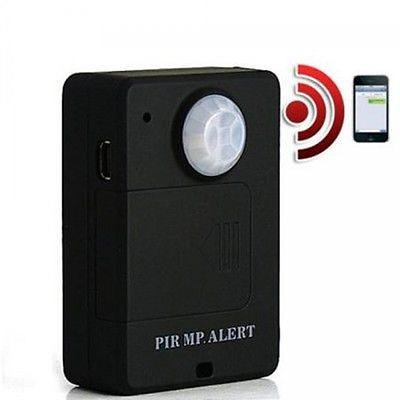 GSM SMS PIR Motion Detector Alarm with Auto Dial and SMS Function