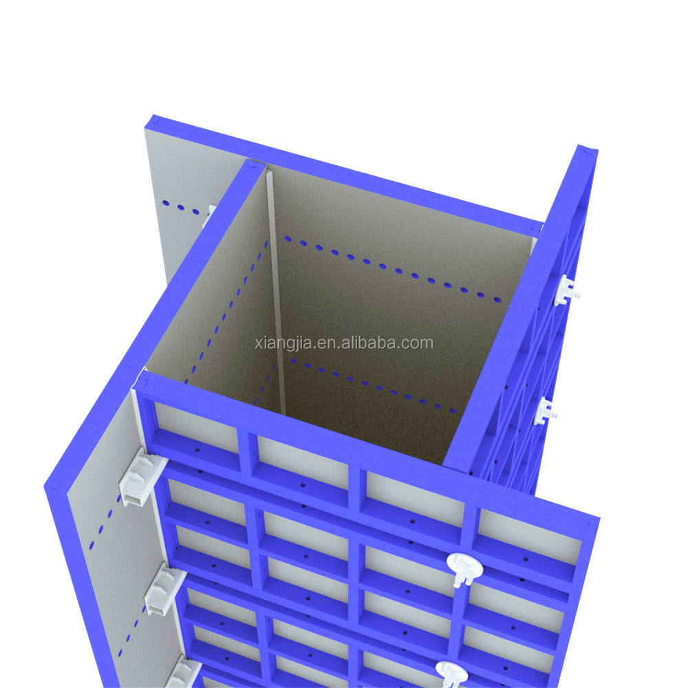 B-Form Adjustable Column & Shear wall Formwork system