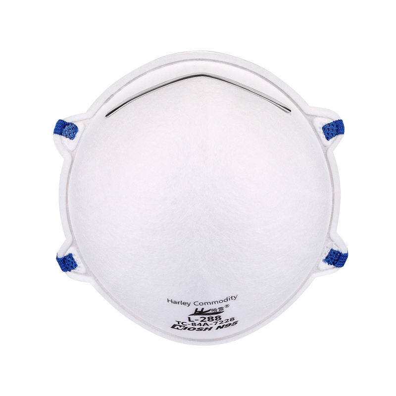 N95 Dust Masks NIOSH-Certified Particulate Respirator For Industry