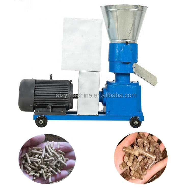 hot sale good quality animal feed wood pellet machines