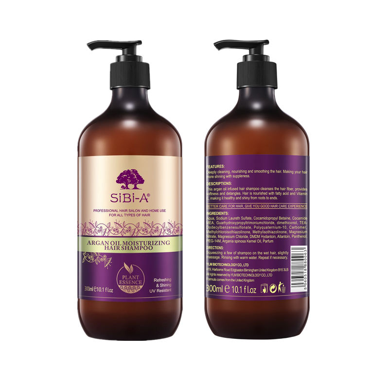 Hair Moisturizer Argan Oil Nourishing Hair Wholesale Mild Shampoo