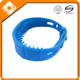 Custom adjustable M1 rfid nike silicone wristband with wristband lock