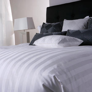 Eliya 400 Thread Count Hoeslaken Bed Linnen Beddengoed 5 Sterren Luxe Hotel Dekbedovertrek Set