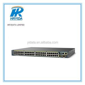 Cisco 2960 S 48 Port Gigabit PoE + Anahtarı, WS-C2960S-48FPD-L