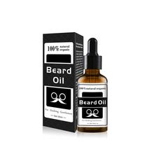 Moisturizing 100% Essential Oil Fast Enhance Organic Pure Natural Men Beard Growth Oil For Dashing Gentlemen