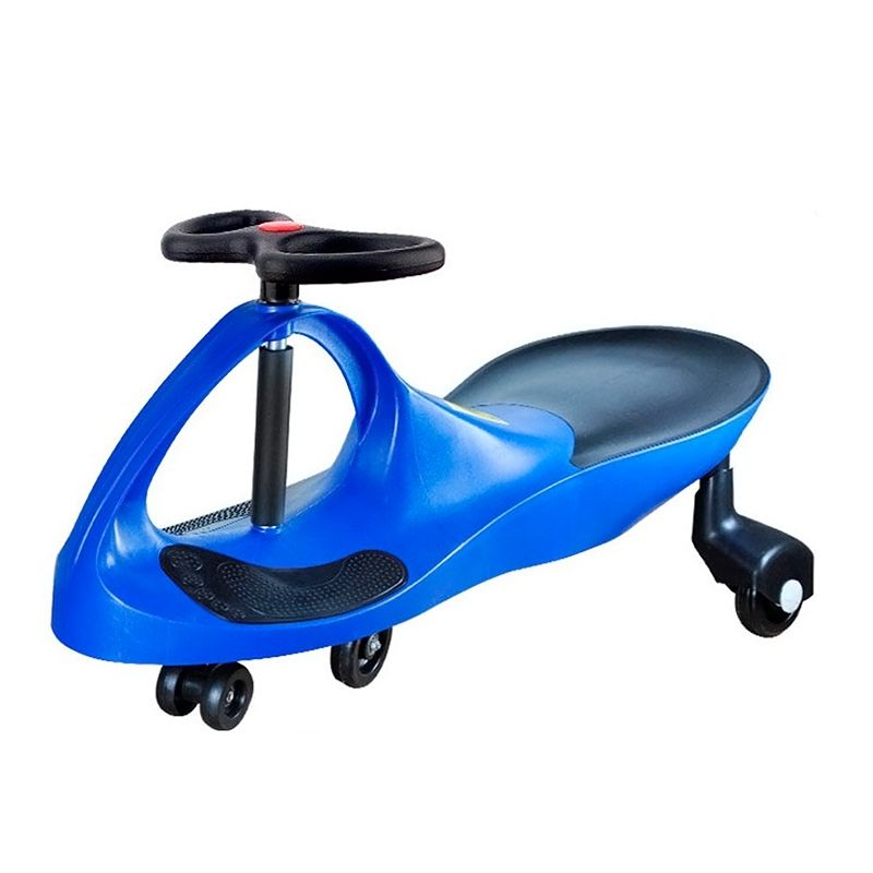 ride on car baby wiggle car best quality Kids PP and Iron material playing swing car