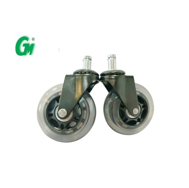 roller blade wheels for office chair inline rollerblade wheels 90a ball bearing office chair caster
