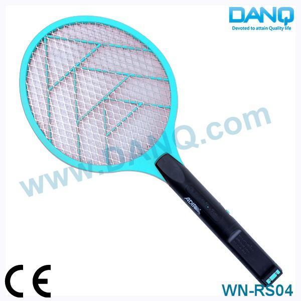 Wn-rs04 As mais baratas mata-moscas recarregável