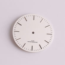 The Best New Style White Dial Watch DIY Custom Watch Dial Watch Dial Logo Sticker