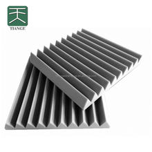TianGe Factory ISO9001/BV/CE/ROHS/SGS/FDA Acoustic Wedge Soundproofing Studio Foam Tiles