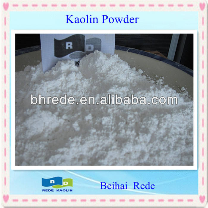 High Brightness Filler Kaolin Clay Calcined Clay for Paint/Pigment/Ceramic