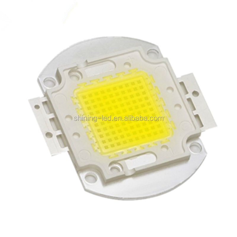 High Performance Bridgelux LED 100W 30-36 Volts 3500mA 45 mil Chip