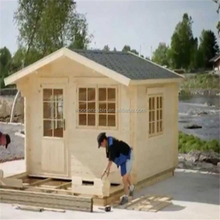 Best sell Wooden Log Hut