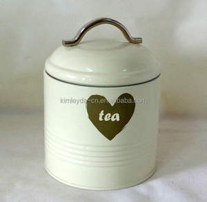 Hot sale tea coffee sugar kitchen container set of 3
