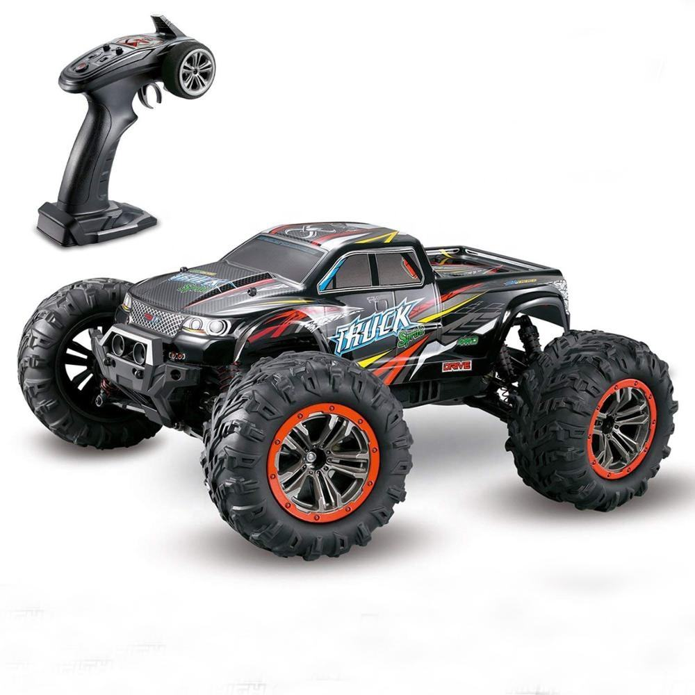 Pletom 2.4G rc monster truck 1/10 with remote control rc hobby car High Speed electric rc car for racing